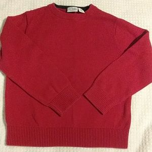 3 for $15! Boys red sweater from Children's place